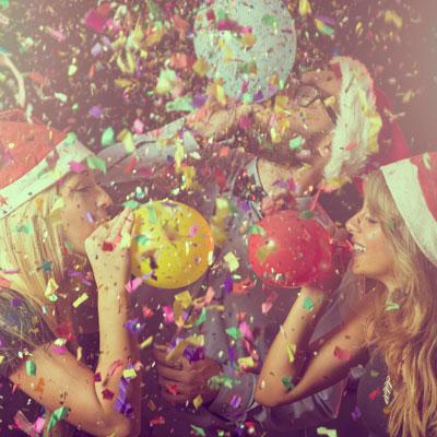 Ballonnen voor een feestje