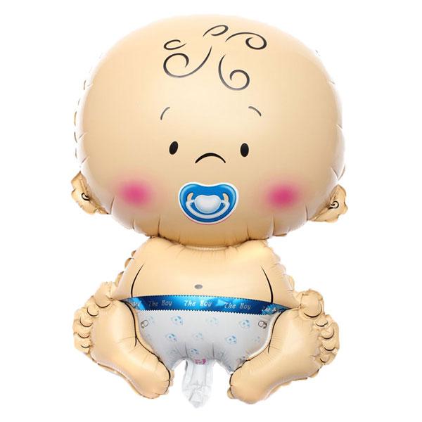 baby ballonnen jongen