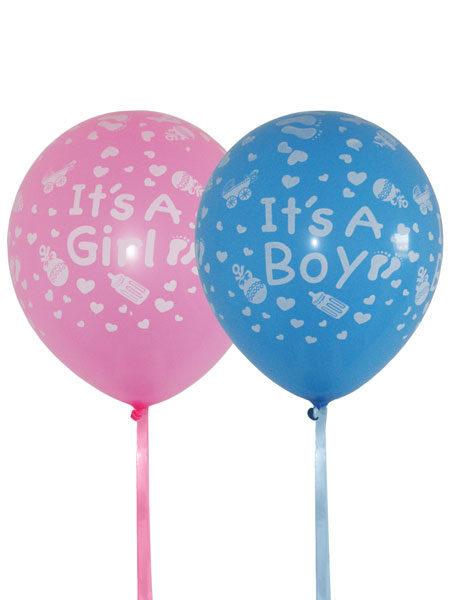 babyshower ballonnen