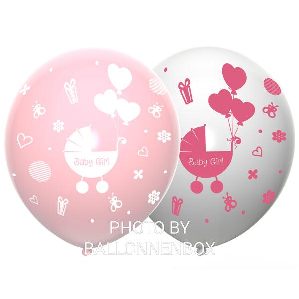 babyshower ballonnen meisje