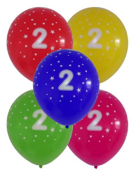 ballonnen 2 jaar