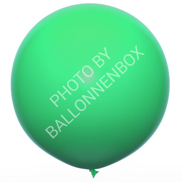 grote groene ballonnen