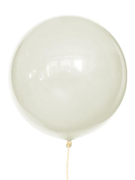grote transparante ballonnen
