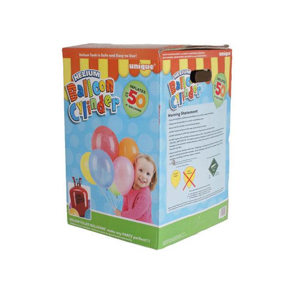 helium tank doos