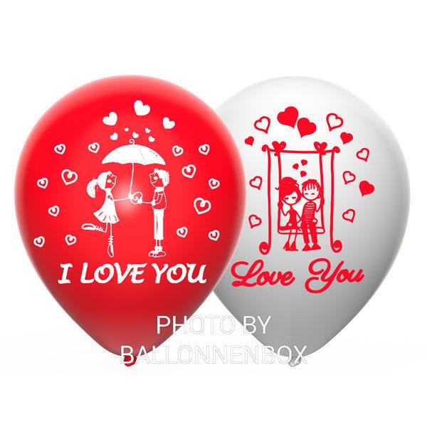 i love you ballonnen