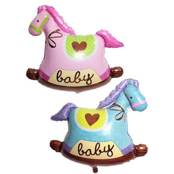 paarden ballonnen