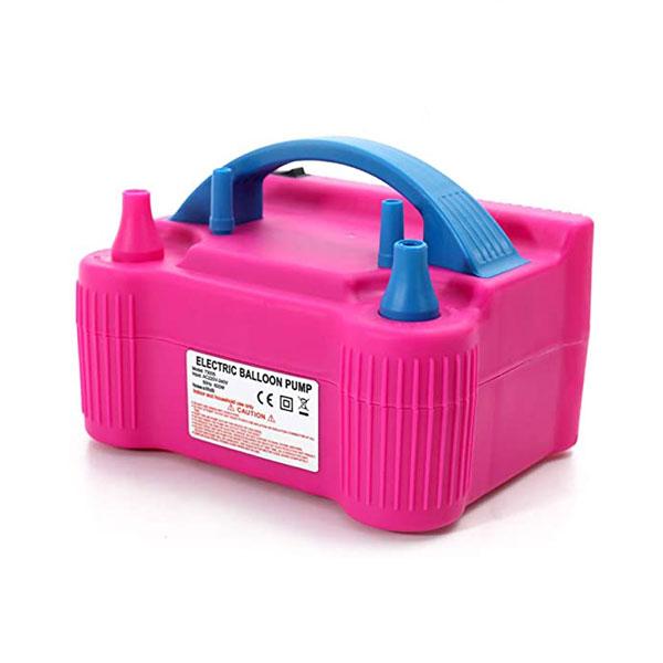 roze electrische ballonnenpomp