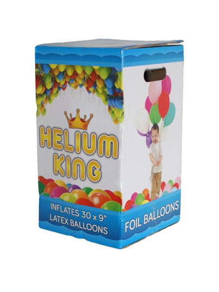 helium tank doos klein