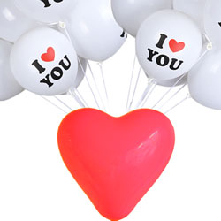 Liefde ballonnen
