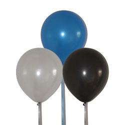 Metallic ballonnen