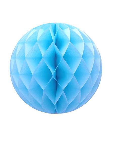 honeycomb licht blauw