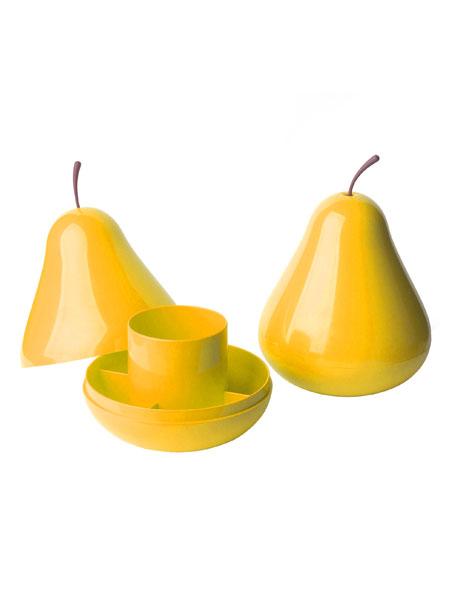 opbergbox peer geel
