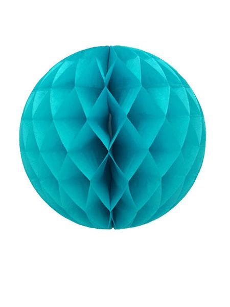 honeycomb turquoise