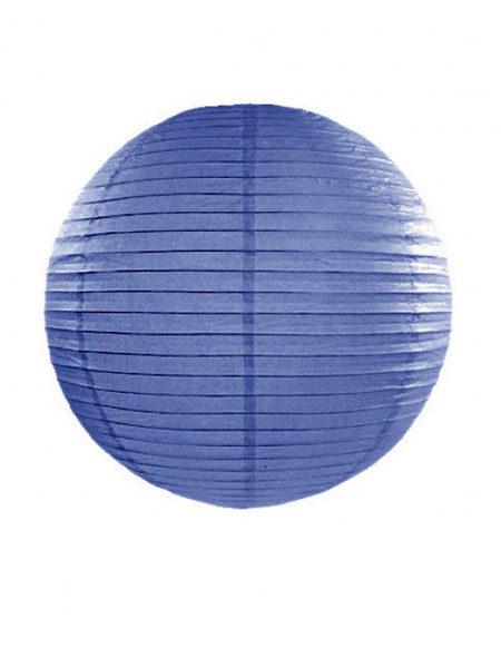 lampion donker blauw