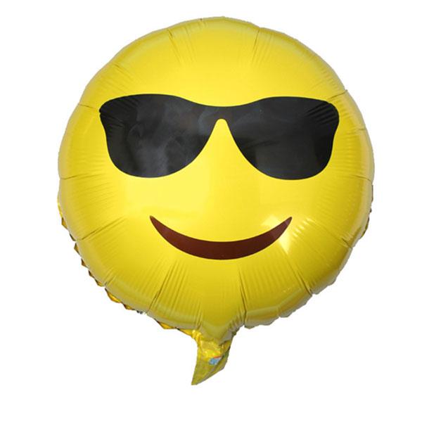 Cool smiley ballon
