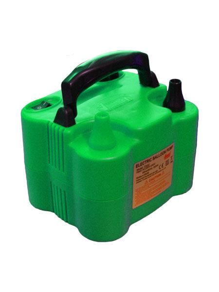 groene elektrische ballonnenpomp