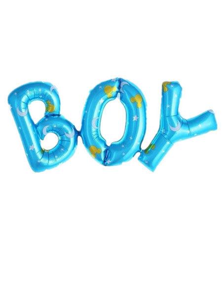 boy folieballon