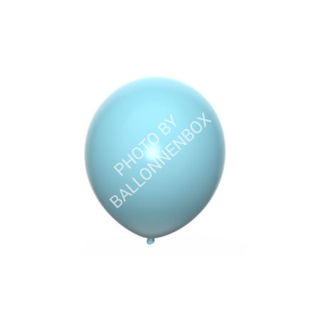 Lichtblauwe ballonnen 13cm