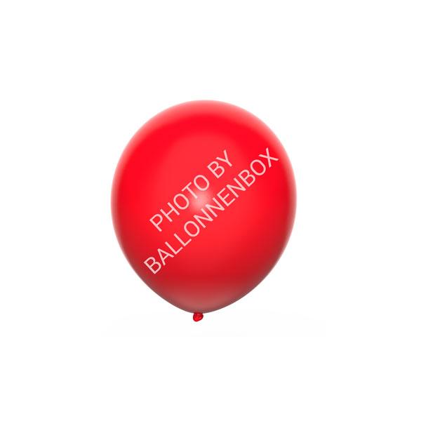 Rode ballonnen 13cm