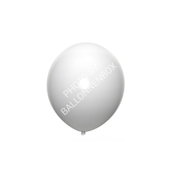 Witte ballonnen 13cm