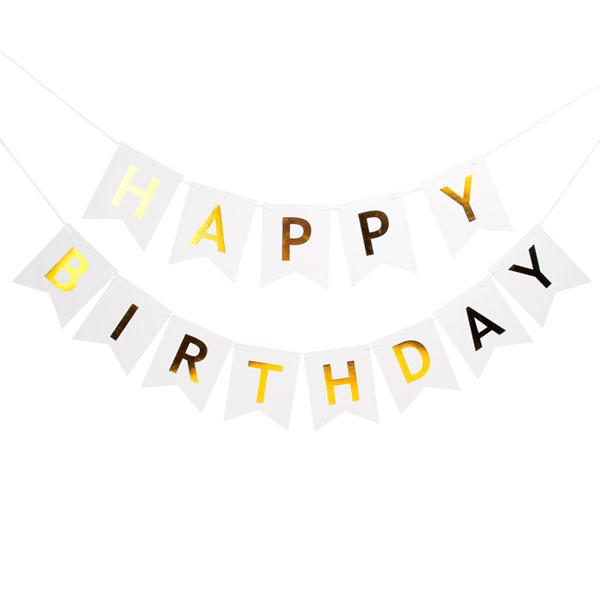 Slinger happy birthday wit