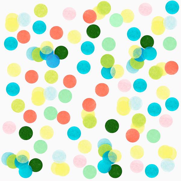 Confetti partymix