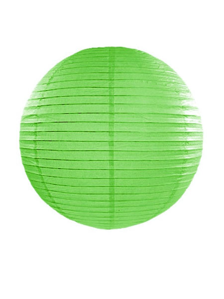 Lampion groen