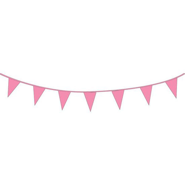 slinger baby roze