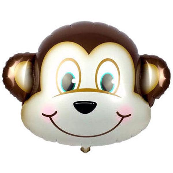 Folieballon aap