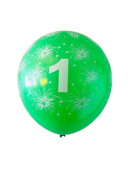 ballonnen met bedrukking 1