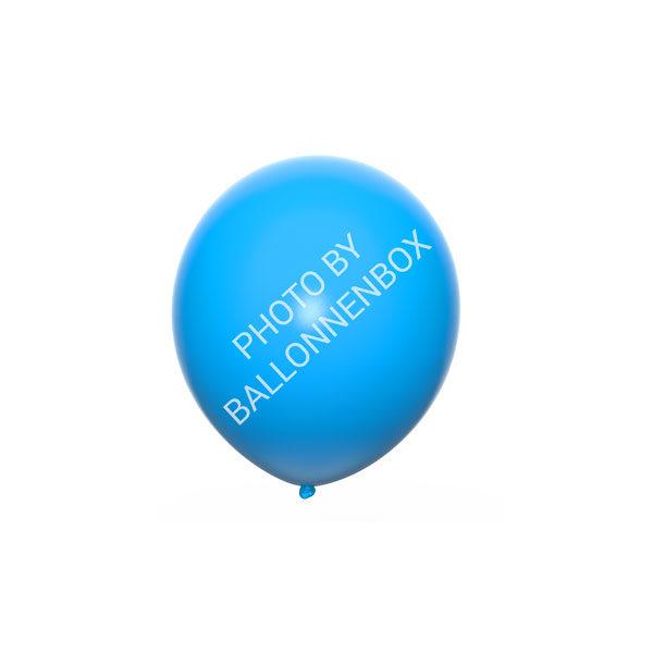 Blauwe ballonnen 13cm outlet