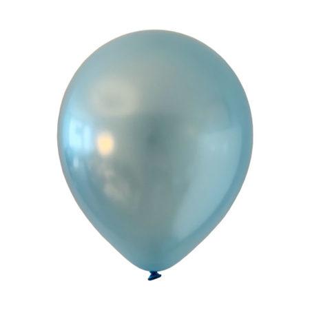 lichtblauwe_metallic_ballonnen