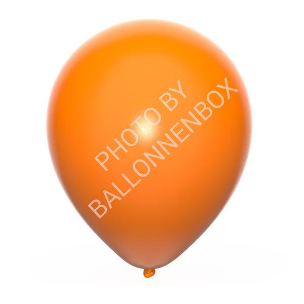 oranje ballonnen 25cm