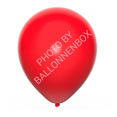rode ballonnen 25cm