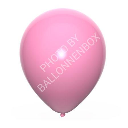 roze ballonnen 25cm