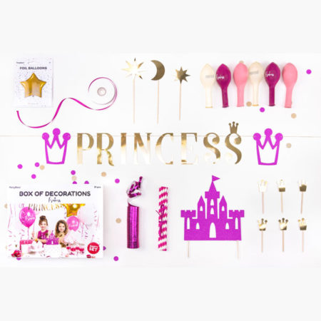feestpakket princess