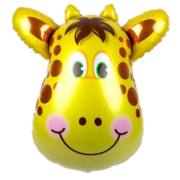 folieballon giraffe