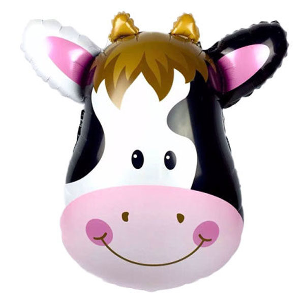 Folieballon koe