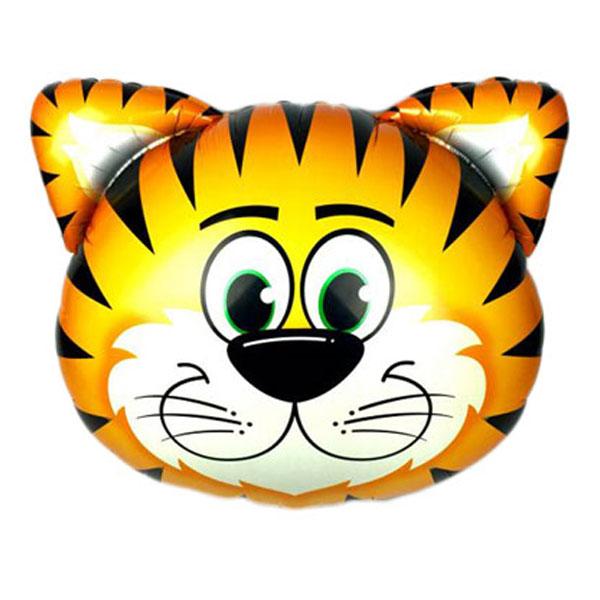folieballon tijger