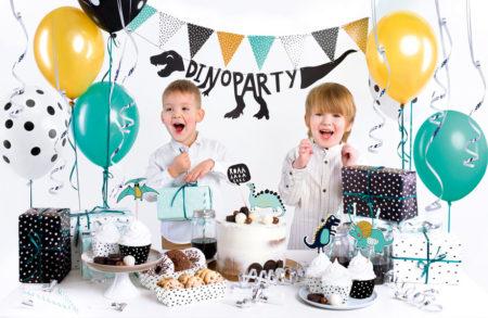 feestpakket dino party 2