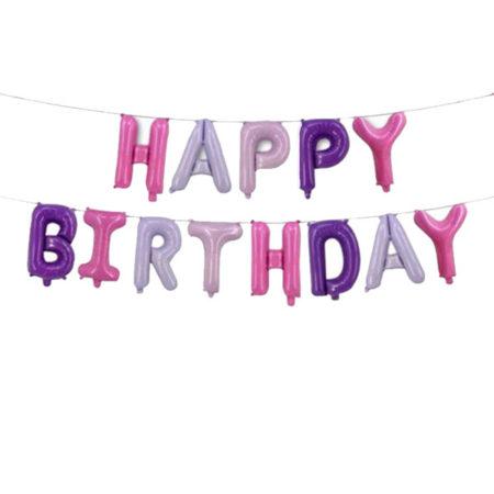 happy birthday ballonslinger