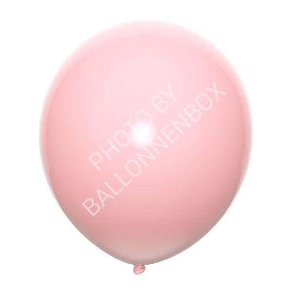 Lichtroze ballonnen