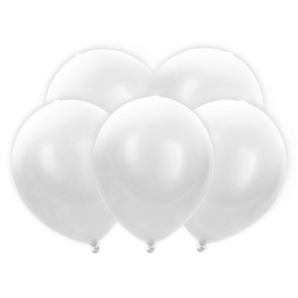 led ballonnen wit