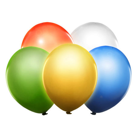 led ballonnen mix
