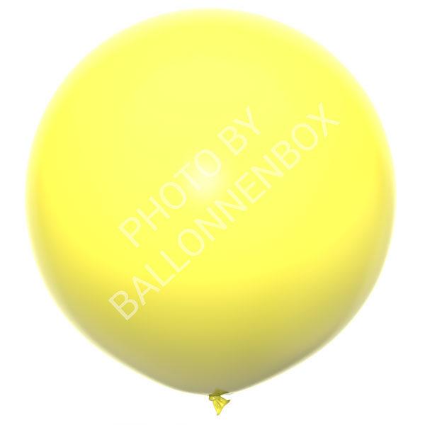 Grote gele ballonnen