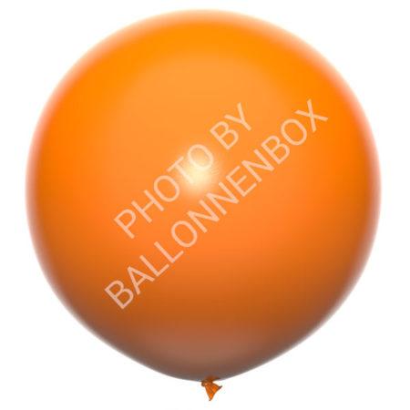 Grote oranje ballonnen