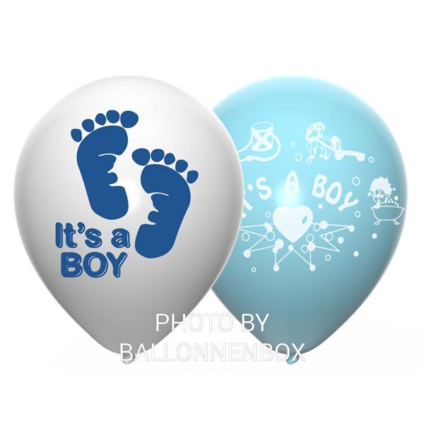 its a boy latex ballonnen