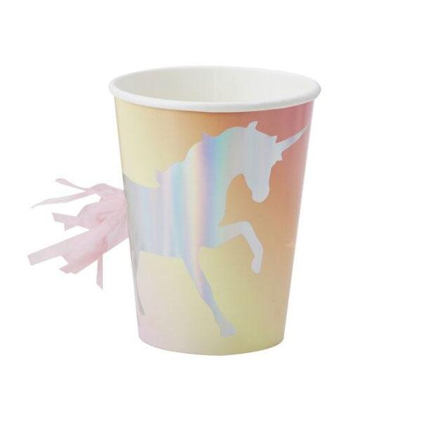 Bekertjes unicorn