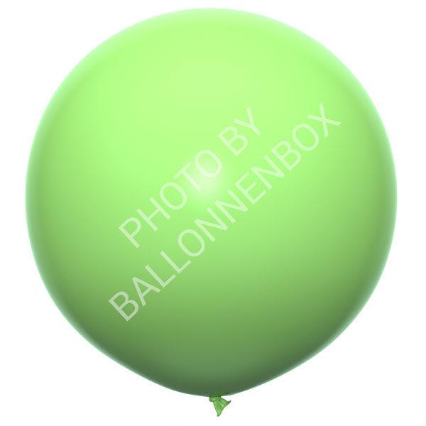 grote lime groene ballonnen