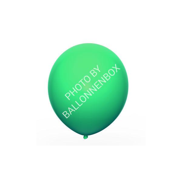 groene ballonnen 13cm